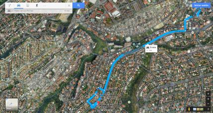 Cda. Monte Kamerun 62 a Paseo de Las Palmas 1380   Google Maps