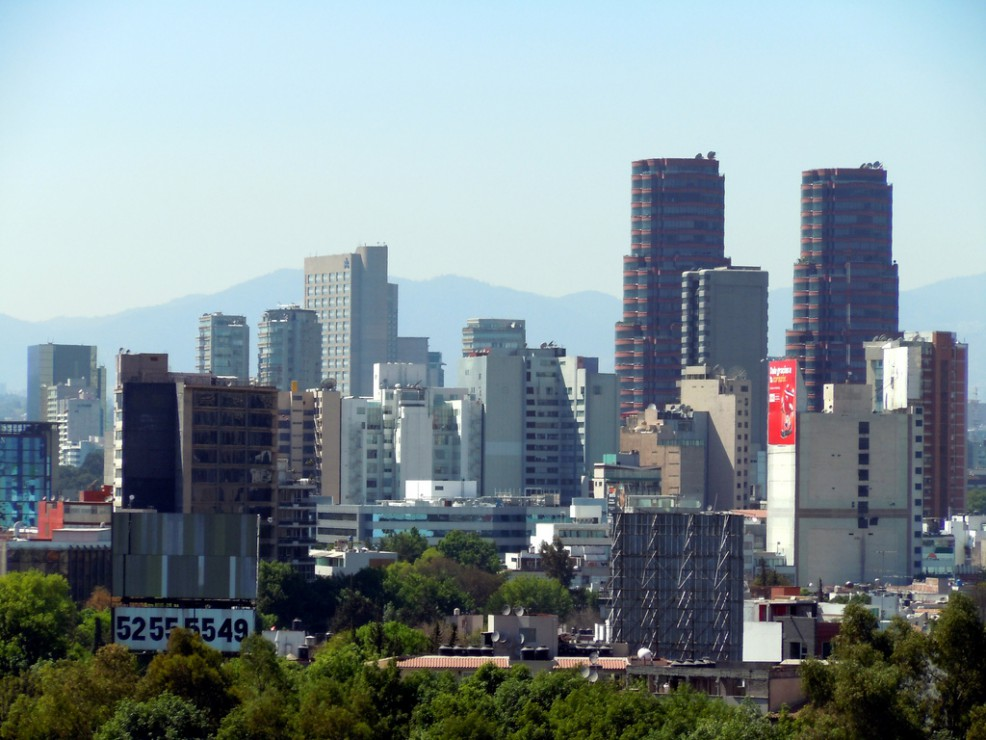 Polanco_Skyline_Mexico_City_DF