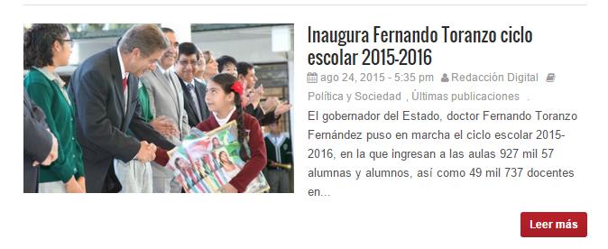 La Jornada San Luis Fernando Toranzo La Jornada San Luis