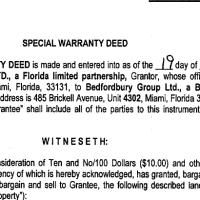 El periodista de Televisa @CarlosLoret, estableció una empresa de papel en las Islas Vírgenes Británicas para comprar un lujoso departamento en Miami