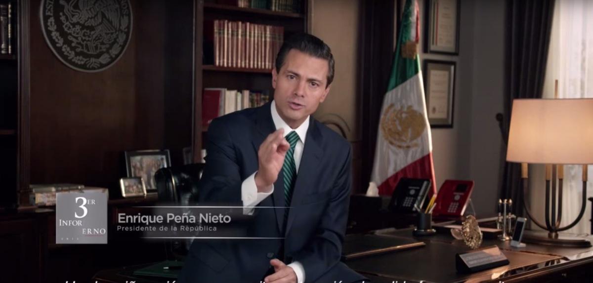 Gobierno de Peña Nieto Despilfarró                    50 Mil Millones de Pesos en Publicidad