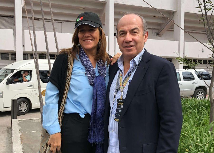 Felipe Calderon fifi