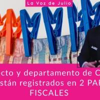 Proyecto y departamento de @CarlosLoret, están registrados en 2 PARAISOS FISCALES