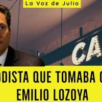 #LaVozDeJulio El periodista que tomaba café con #EmilioLozoya