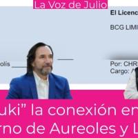 El Buki la conexión entre el gobierno de @Silvano_A y @latinus_us