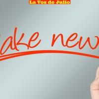 """Otra vil MENTIRA, de este """"periodista"""". Aquí la evidencia"""