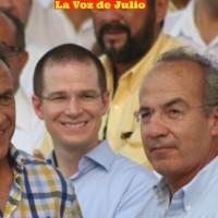 """Tras ser LIGADO a Red de PEDERASTAS, Calderón y Anaya, """"APAPACHARON"""" a Miguel Yunes"""