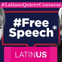 #LatinusQuiereCensurar @latinus_us Quiere CENSURAR