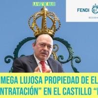 """EXCLUSIVA: Lujosa residencia de Raúl Beyruti """"El Rey de la EXPLOTACIÓN"""", en el Fendi Chateau"""