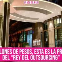 """260 MILLONES de pesos, esta es la propiedad de Raúl Beyruti, el """"Rey del Outsourcing"""""""