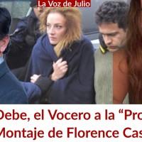 """¿Qué le Debe @JesusRCuevas Vocero de la Presidencia a la """"Productora"""" del Montaje de Florence Cassez?"""