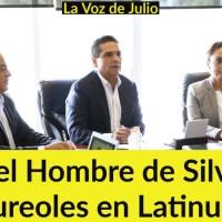 El Hombre del Gobernador @Silvano_A en @latinus_us