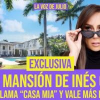 #DeÚltimoMinuto: Inés Gómez Mont, Compra Mansión de 6 Millones de Dólares